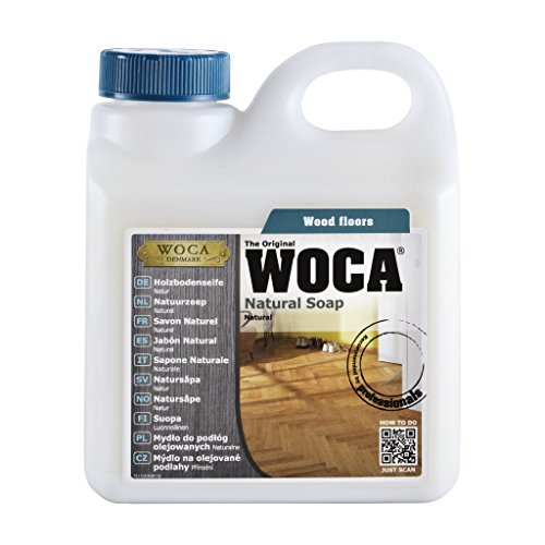 WOCA Holzbodenseife, 1 L, natur, 511010A