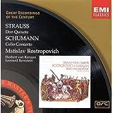 Strauss/Don Quixote - Rostropovich/Karajan/Bernstein
