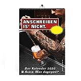 ASTRA A3 Wandkalender 2020