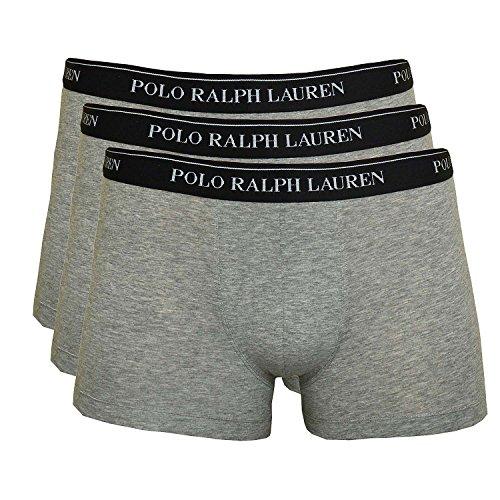 Polo Ralph Lauren 3 Pack Trunks Bnt Sizes - Short - Homme Gris - Gris