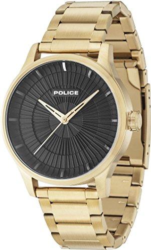 POLICE Herren-Armbanduhr PL15038JSG.02M