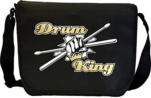 Drum Sticks King - Musik Noten Tasche Sheet Music Document Bag MusicaliTee