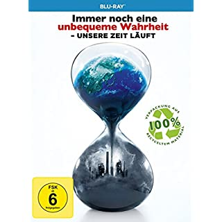 Immer noch eine unbequeme Wahrheit - Unsere Zeit läuft - Limitierte Auflage (Verpackung aus 100% recyceltem Material) [Blu-ray]