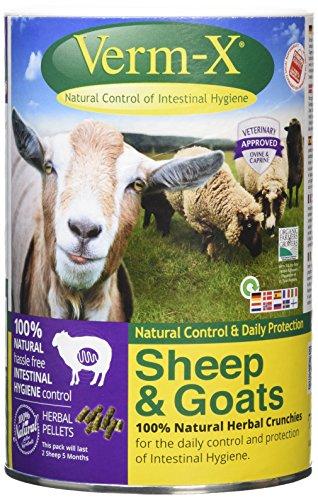 Verm-X für Schafe und Ziegen - 750 g