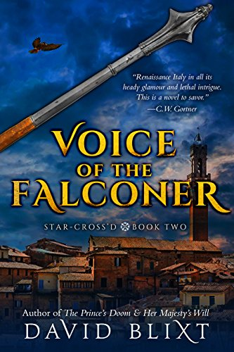 Voice of the Falconer (Star-Cross'd Book 2) (English Edition)