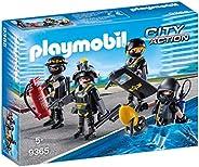 PLAYMOBIL City Action Equipo de Las Fuerzas Especiales
