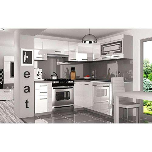 JUSThome-Lidja-L-Pro-L-Cocina-completa-190x170-cm-Varios-Colores