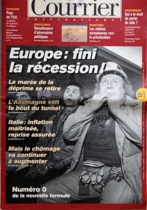courrier-international-no-166-du-06-01-1994-dossier--pays-de-lest--la-liberte-de-la-presse-en-danger--etats-unis--demolisseurs-dadversaires-politiques--marches--les-meteos-europeennes-vers-la-privatisation--document--qui-a-le-droit-de-parler-du-sida--la-grande-presse-contre-les-journaux-specialises--europe-fini-la-recession--la-maree-de-la-deprime-se-retire--lallemagne-voit-le-bout-du-tunnel--italie-inflation-maitrisee-reprise-assuree--mais