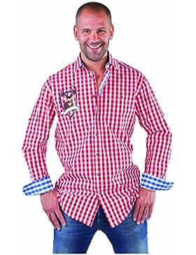 Trachtenhemd deluxe in 3 Design'