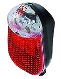 Fahrrad Rücklicht Standlicht mit 3x LED s für Dynamobetrieb mit