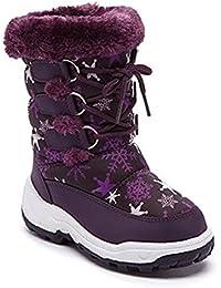 LJ-Adorababy - Botas de nieve chica niña