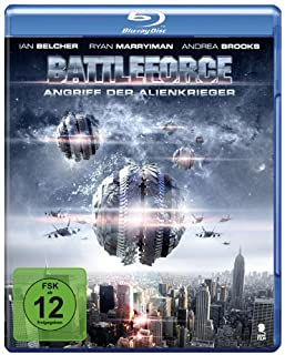 Battleforce - Angriff der Alienkrieger (Independence Daysaster) [Blu-ray]