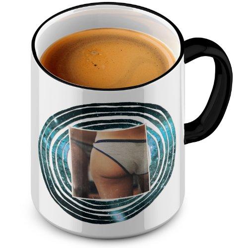 FunTasstic Tasse Shapes and Circles Tasse Kaffeepott by StyloTex