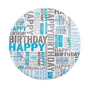 Neviti 674490feliz cumpleaños placa
