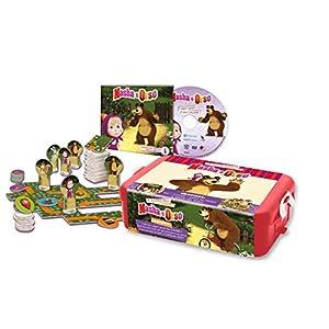 Masha E Orso(BOX DVD+TOY)
