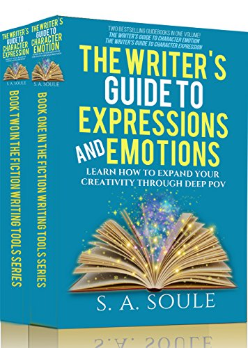 The Writer's Guide to Expressions and Emotions (English Edition)