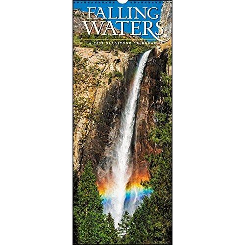 2019 Falling Waters Kalender (Gladstone Kalender)