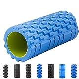 Foamroller Massagerolle Pilatesrolle Schaumstoffrolle von POWRX