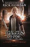 Scarica Libro La spada del guerriero Magnus Chase e gli dei di Asgard 1 (PDF,EPUB,MOBI) Online Italiano Gratis