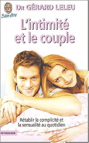 L'intimité et le couple par Gérard Leleu