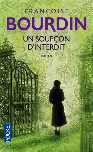 Un soupçon d'interdit par Françoise Bourdin