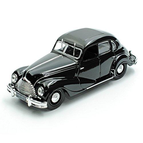 EMW 340 Limousine Schwarz 1949-1955 1/43 Modellcarsonline Modell Auto