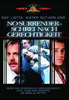 No Surrender - Schrei nach Gerechtigkeit
