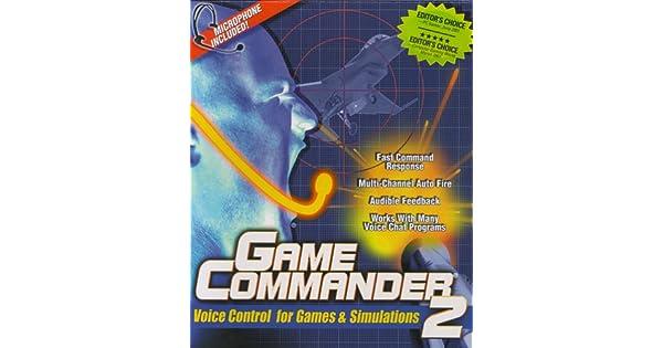Game Commander 2 0: Amazon co uk: PC & Video Games