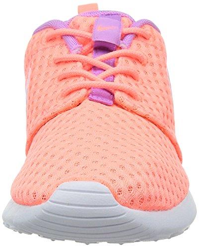 Nike Roshe One, Baskets Basses femme Orange