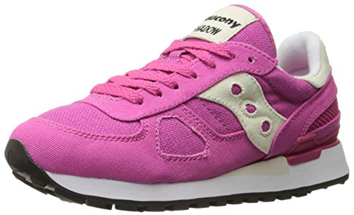 SAUCONY ORIGINALS - Shadow Vegan W, Scarpe sportive Donna Fucsia