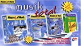 Musik total. CD- ROM für Windows. Musik und Kunst. Tools und Lernsoftware.