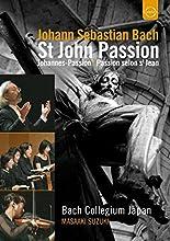 Bach, Johann Sebastian - Johannespassion (NTSC) hier kaufen