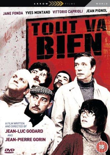 Tout Va Bien [Jean-Luc Godard & Jean-Pierre Gorin] [Edizione: Regno Unito] [Edizione: Regno Unito]