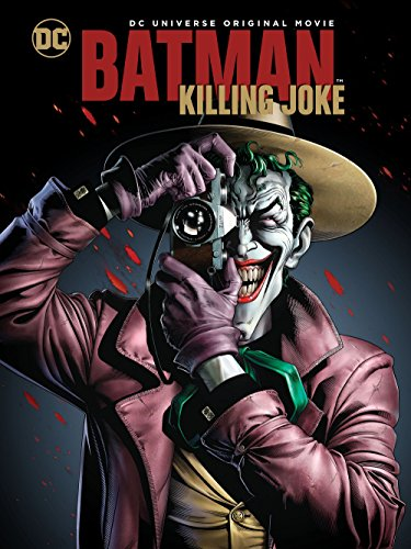 Batman: The Killing Joke Film