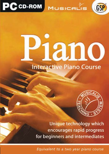 Musicalis Interactive Piano Course Test