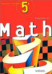 Mathématiques - Transmath 5e: Programme 97