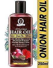 Vital Organics Onion Hair Oil For Hair GrowthStrong And Hea