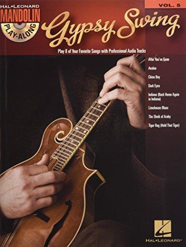 Mandolin Play-Along Volume 5: Gypsy Swing