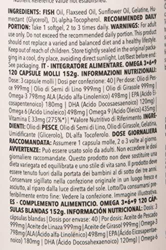 Zoom IMG-2 prozis omega 3 6 9