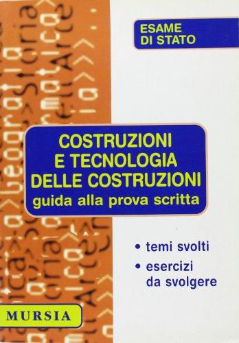 Costruzioni e tecnologia delle costruzioni