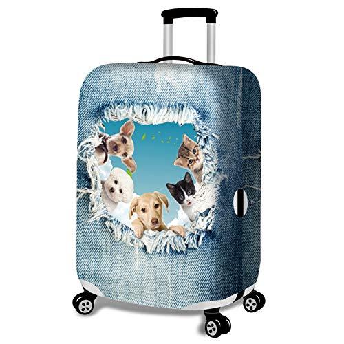 MISSMAO_FASHION2019 Couverture de Bagage de Voyage...