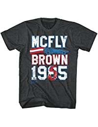 Back To The Future - Marty Homme Pour T-shirt Prez