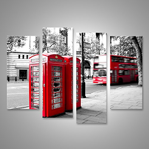 quadro-moderno-cabina-telefonica-rossa-e-autobus-a-due-piani-londra-stampa-su-tela-quadro-x-poltrone