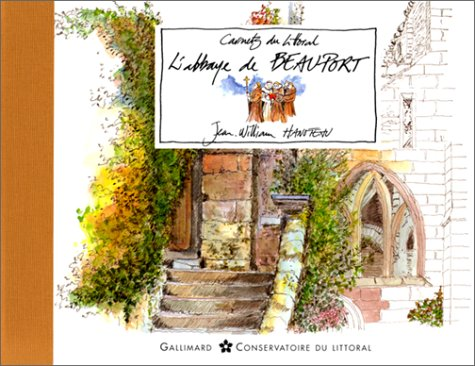 L'Abbaye de Beauport par Jean William Hanoteau, Carnets du littoral