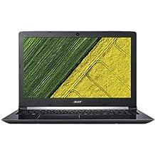 """Acer A515-51-75 Aspire 5, 15.6"""" Full HD 1080p, 7th Gen Intel Core I7-7500U, 8GB DDR4, 1TB HDD, Windows 10 Home"""