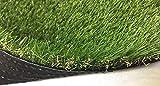 20mm Florhöhe Kuntrasen Synthetisches Gras | wählen Sie aus unserem 79Größen | billige Natürliche & realistisch Astro Garten Rasen | 4 x 2m | 400 x 200cm