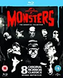 Universal Classic Monsters - The Essential Collection [Blu-ray] [1931] [Region Free]