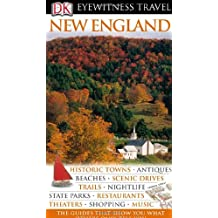 New England (DK Eyewitness Travel Guides)