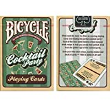 Bicycle Cocktail Party Cards by US Playing Card Co - Tarjeta Juegos - Trucos Magia y la magia