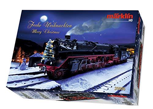 Märklin 39006 Weihnachts-Dampflok BR 01 DB Lokomotive, Modellbahn, Diverse - 4
